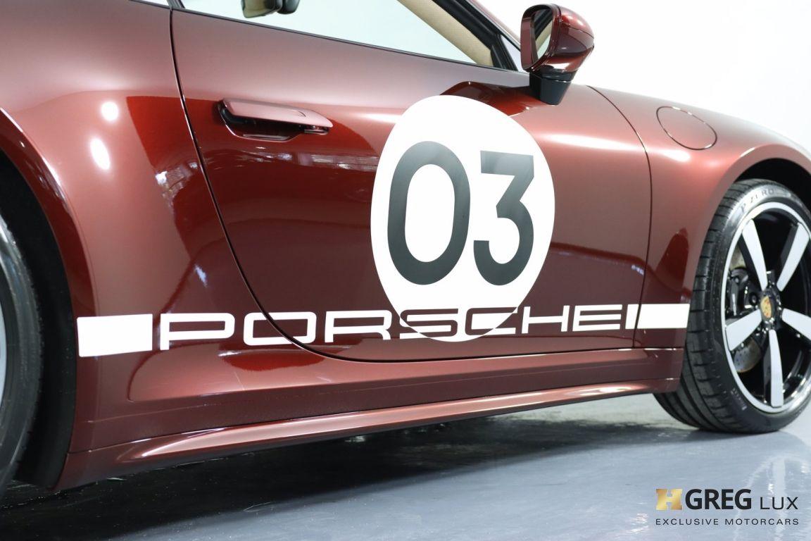 2021 Porsche 911 Targa 4S Heritage Design Edition #16