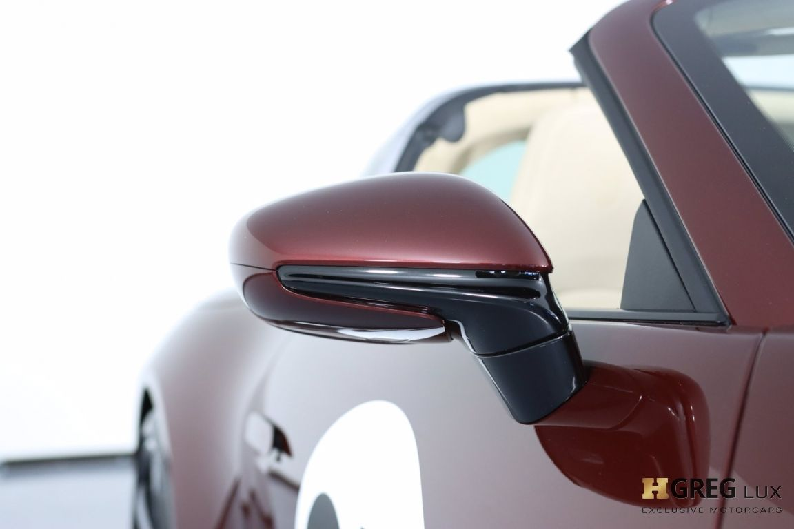 2021 Porsche 911 Targa 4S Heritage Design Edition #9