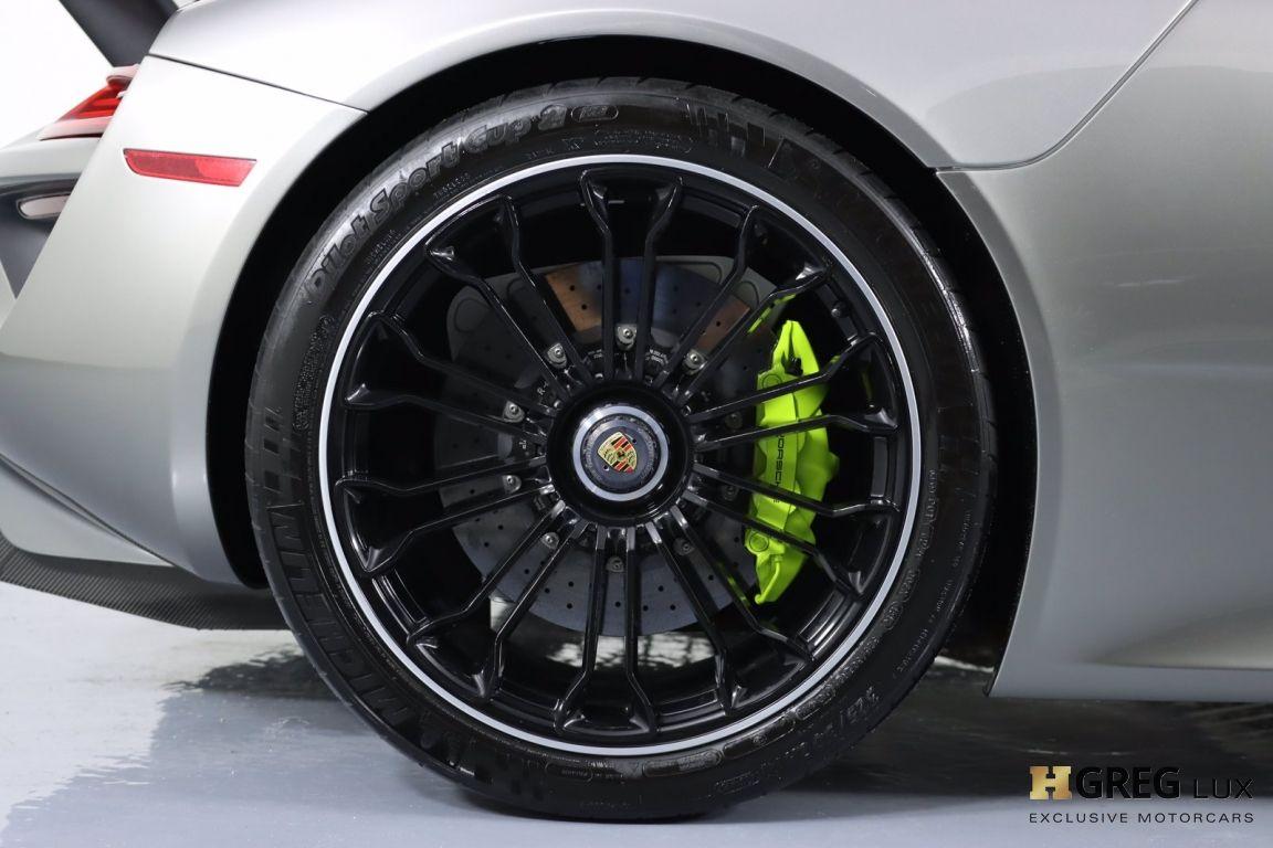 2015 Porsche 918 Spyder  #18