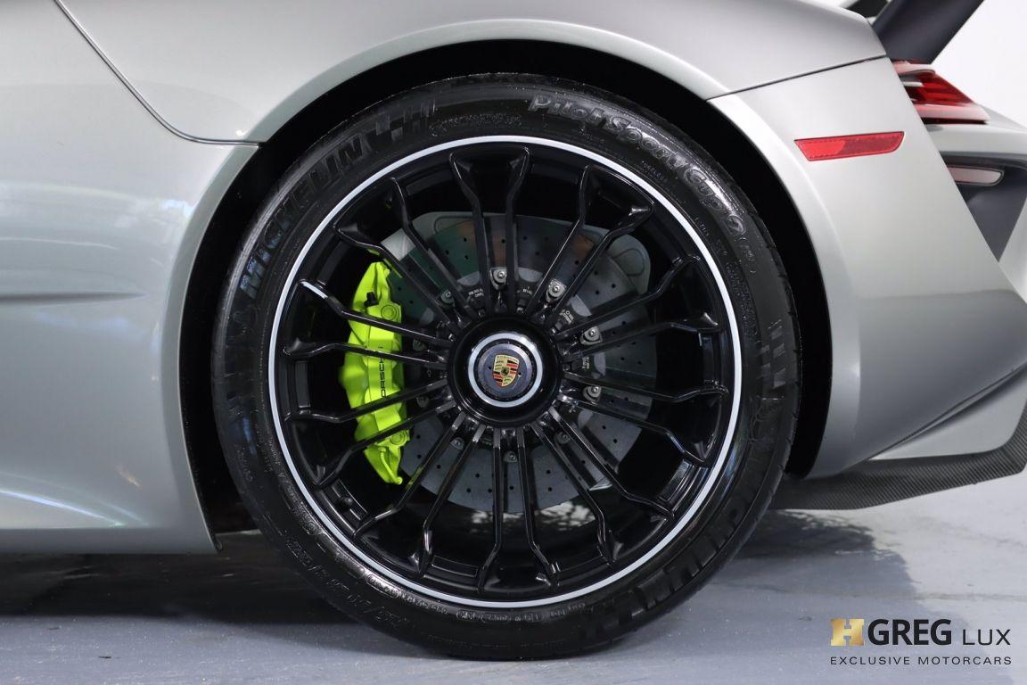 2015 Porsche 918 Spyder  #36