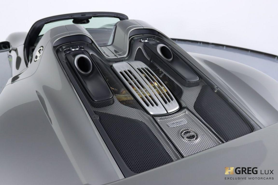 2015 Porsche 918 Spyder  #26