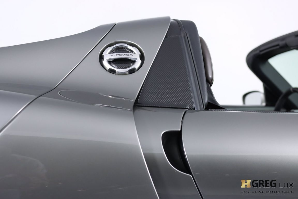 2015 Porsche 918 Spyder  #15