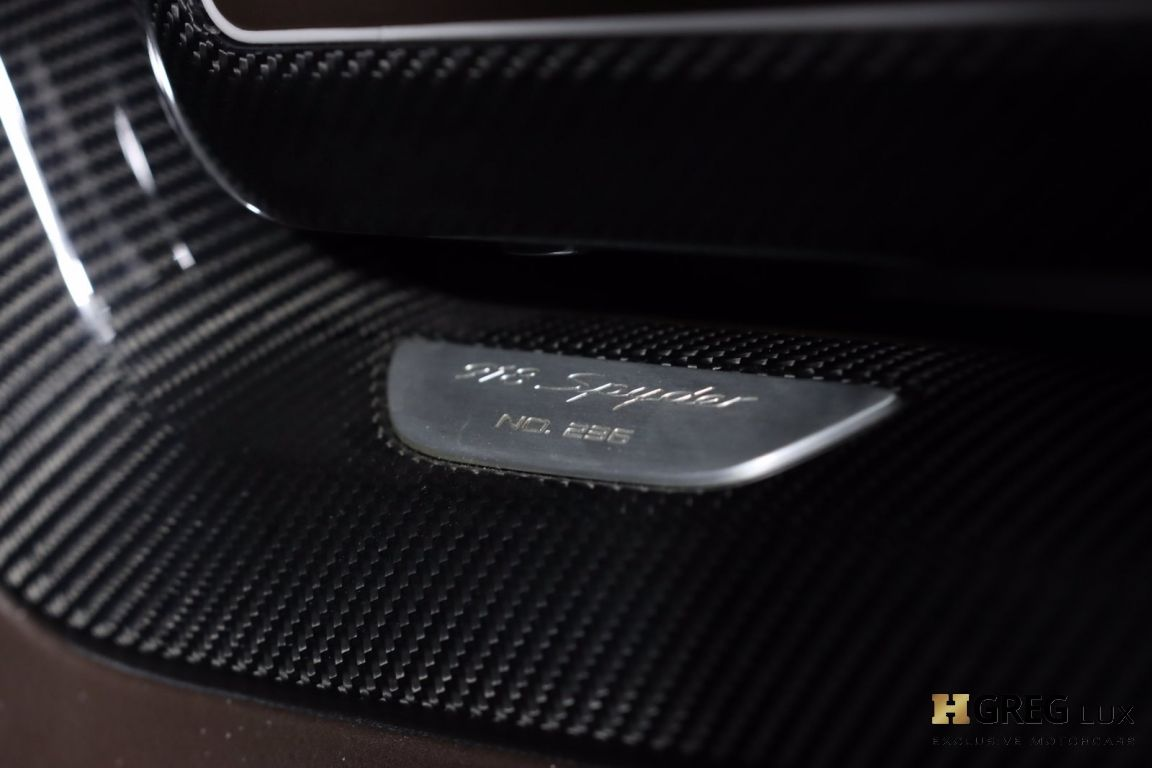 2015 Porsche 918 Spyder  #65