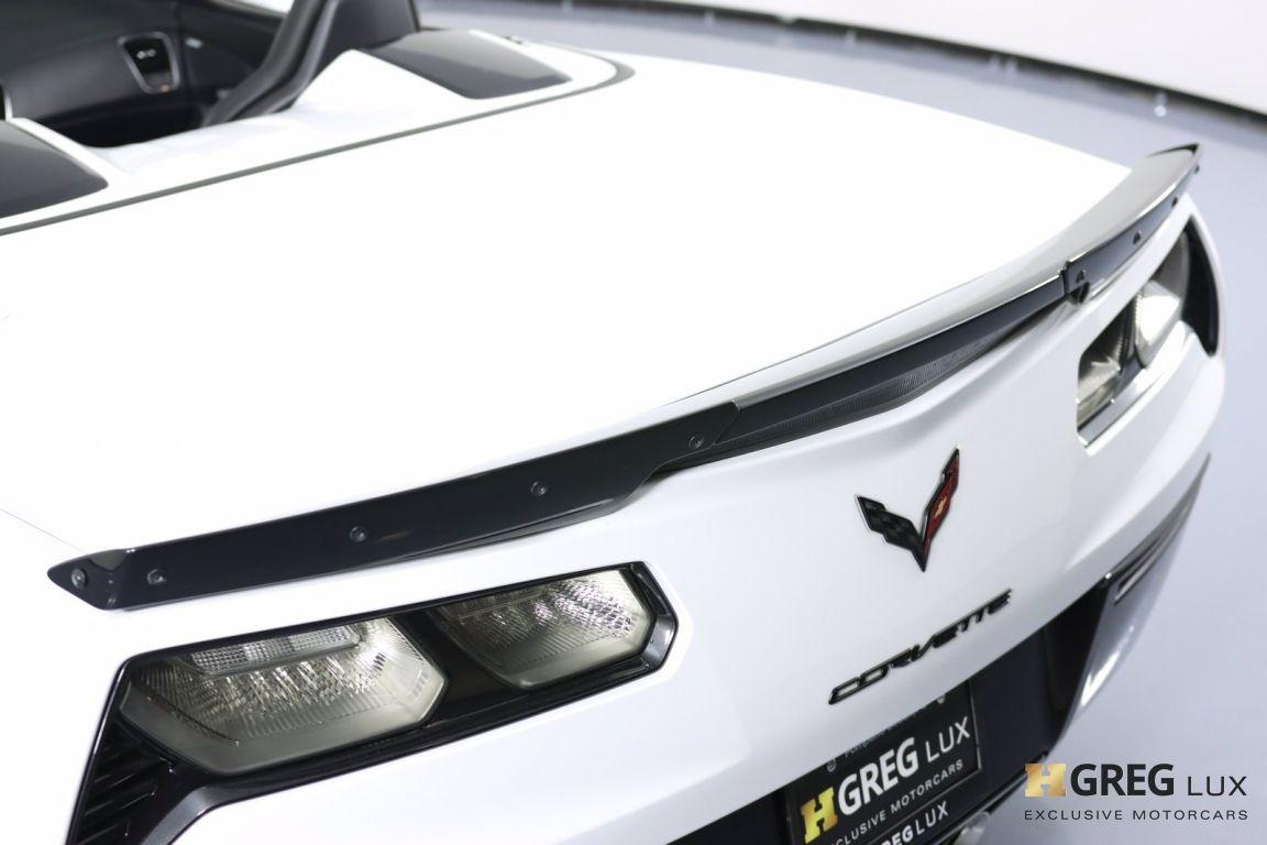 2015 Chevrolet Corvette Z06 3LZ #25