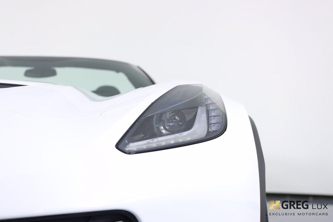 2015 Chevrolet Corvette Z06 3LZ #7