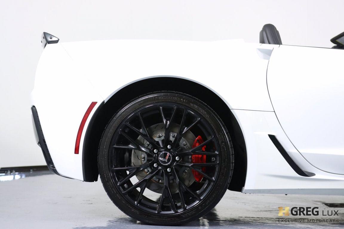 2015 Chevrolet Corvette Z06 3LZ #17