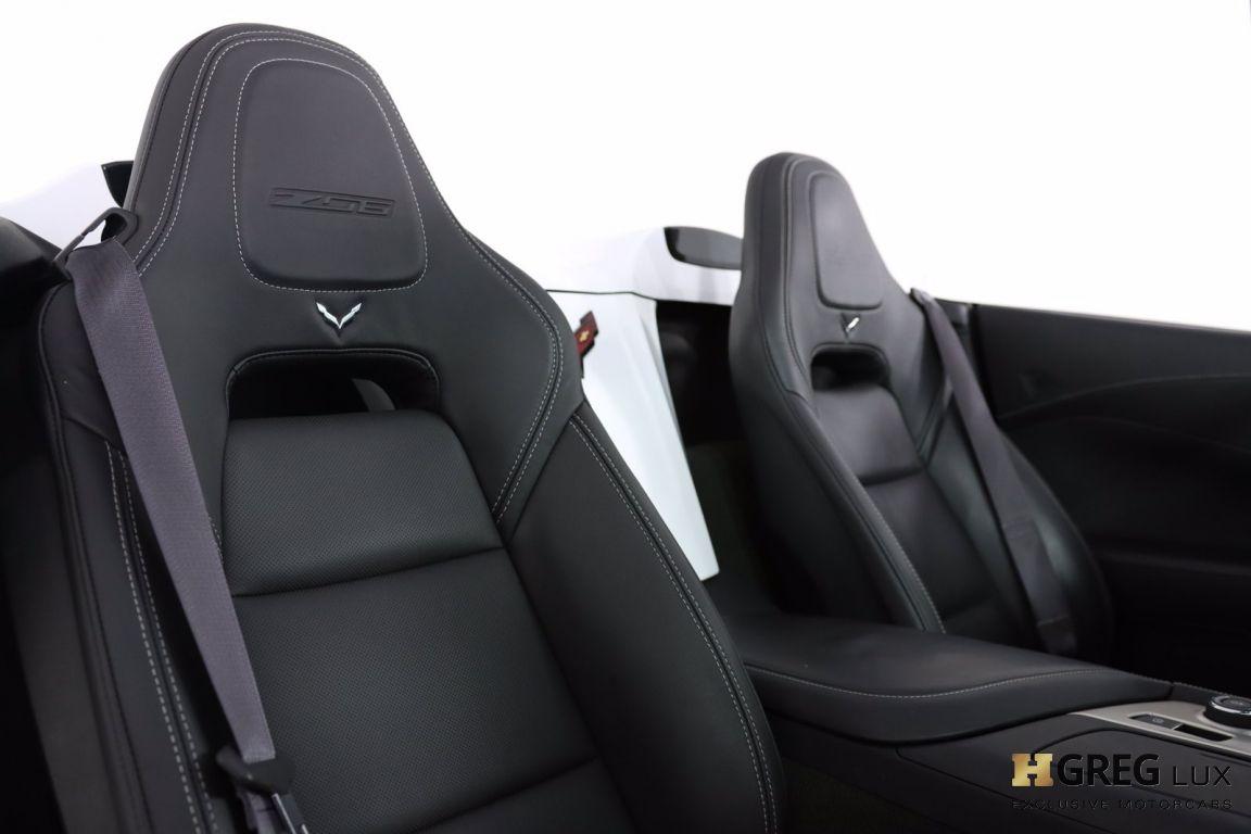 2015 Chevrolet Corvette Z06 3LZ #39