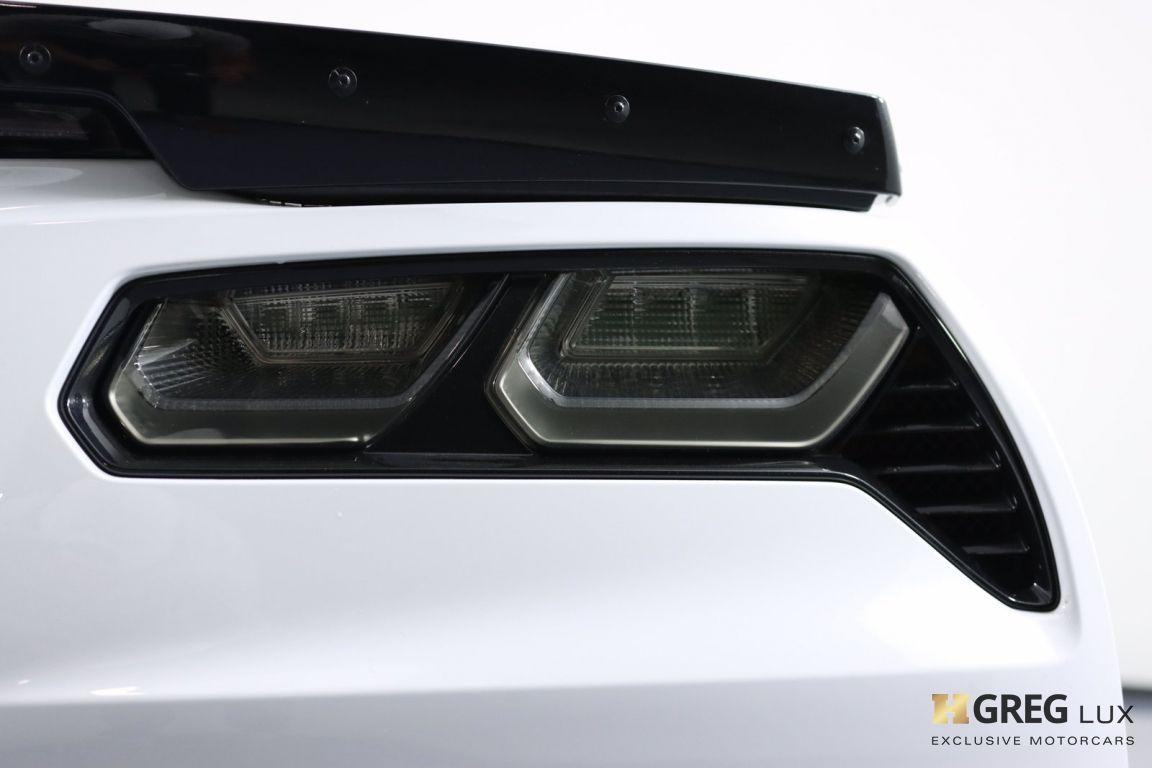 2015 Chevrolet Corvette Z06 3LZ #23