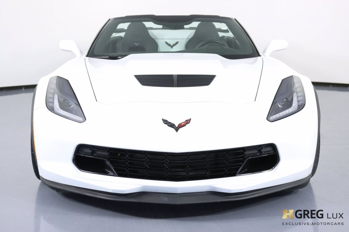2015 Chevrolet Corvette Z06 3LZ #4