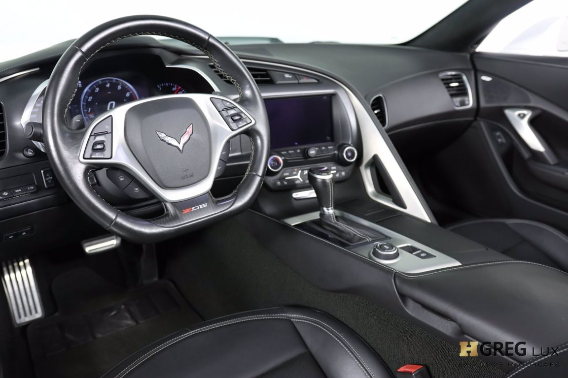 2015 Chevrolet Corvette Z06 3LZ #1