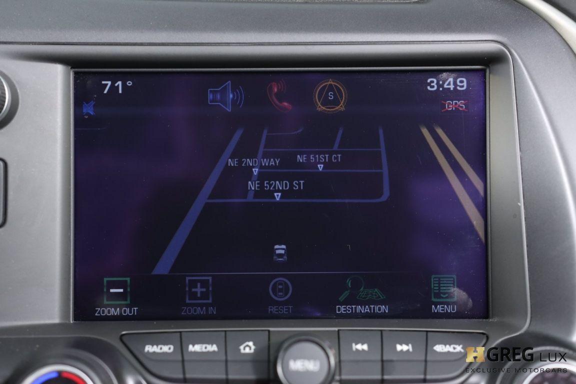 2015 Chevrolet Corvette Z06 3LZ #50
