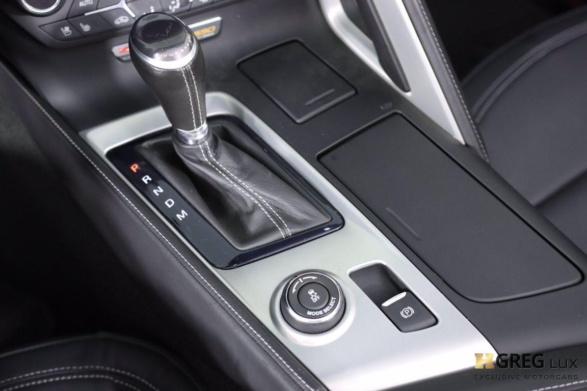2015 Chevrolet Corvette Z06 3LZ #47