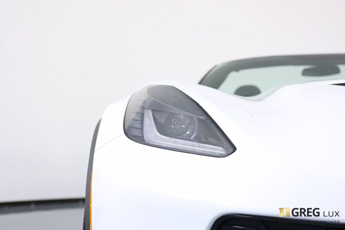 2015 Chevrolet Corvette Z06 3LZ #6