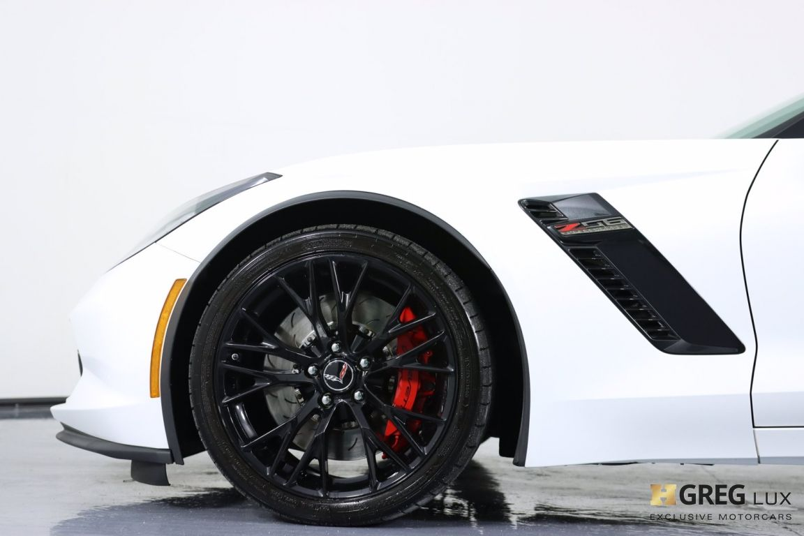 2015 Chevrolet Corvette Z06 3LZ #28