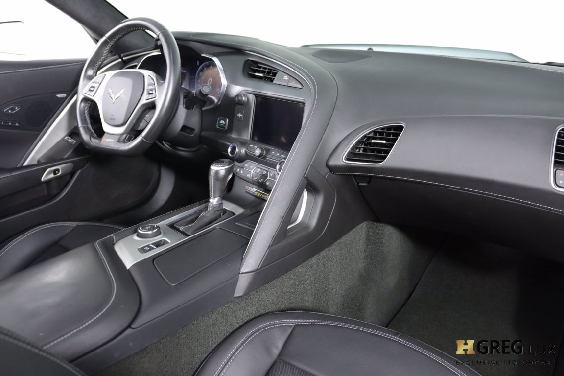 2015 Chevrolet Corvette Z06 3LZ #62