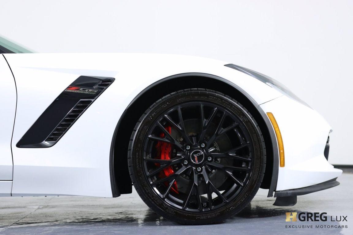 2015 Chevrolet Corvette Z06 3LZ #13