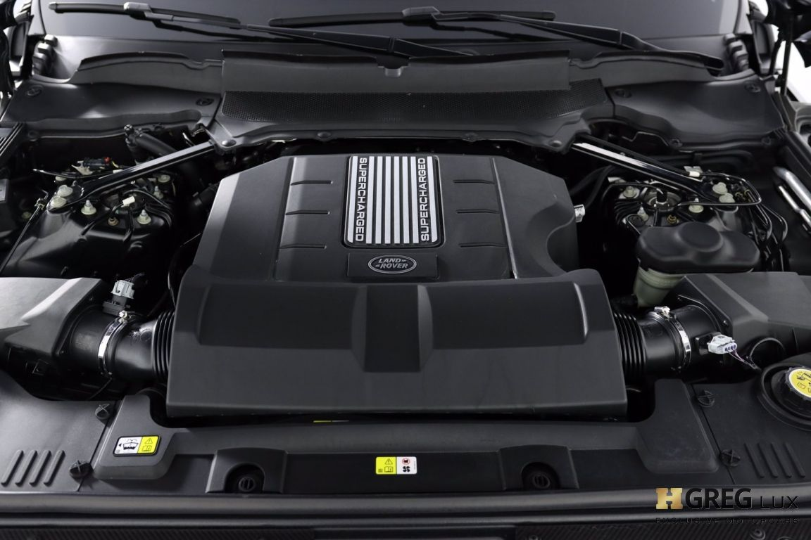 2019 Land Rover Range Rover 5.0L V8 Supercharged #70