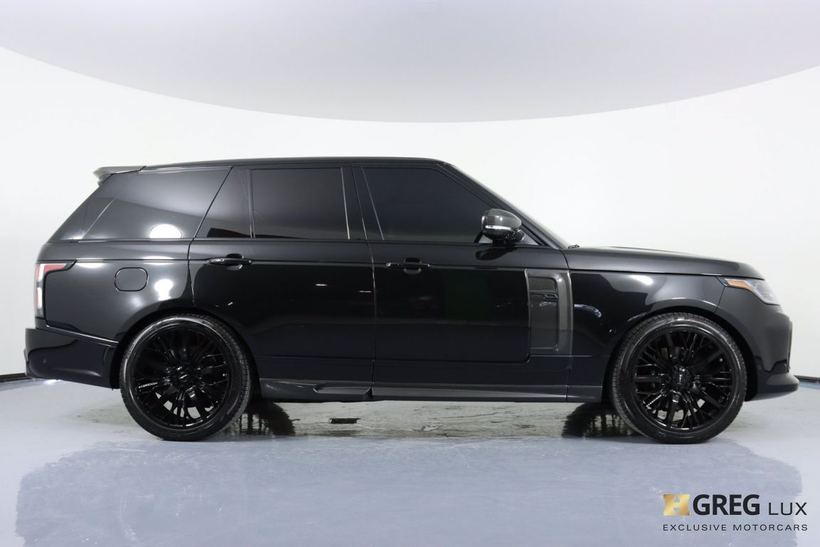 2019 Land Rover Range Rover 5.0L V8 Supercharged #12