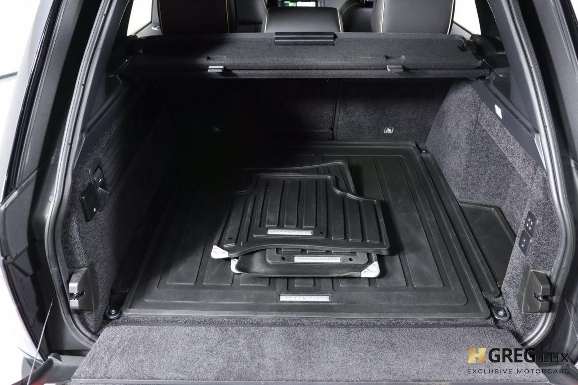 2019 Land Rover Range Rover 5.0L V8 Supercharged #68