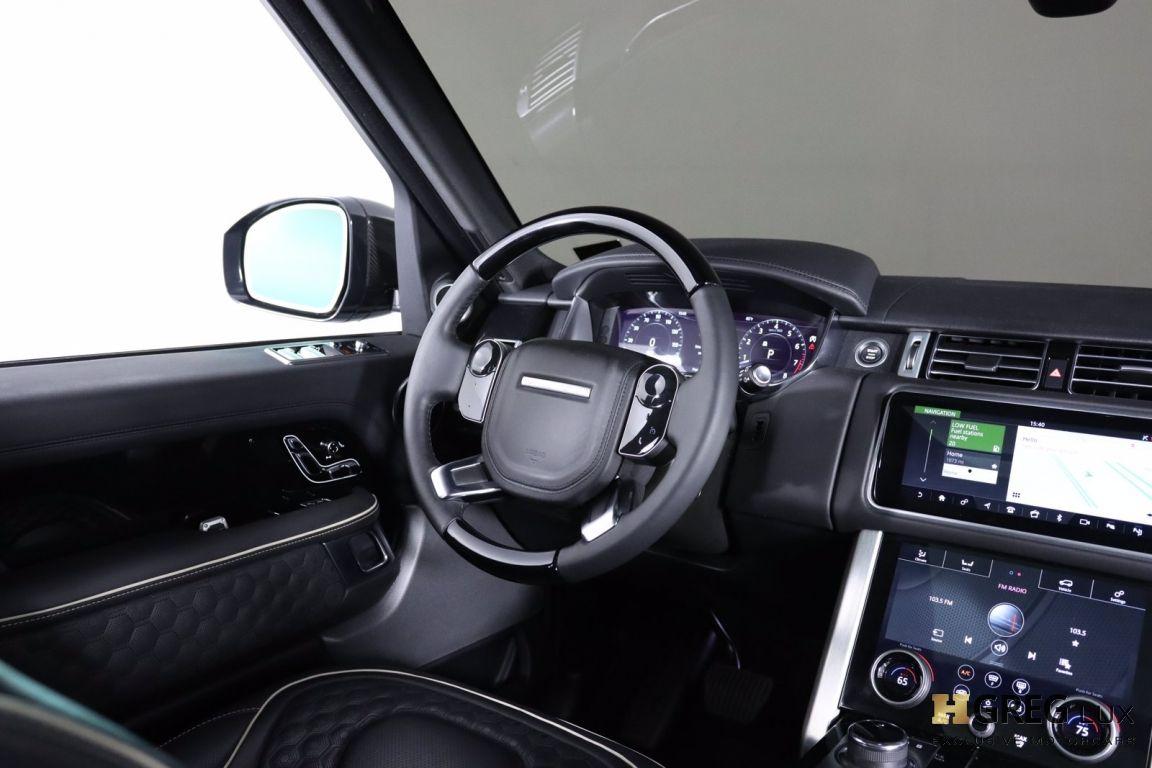 2019 Land Rover Range Rover 5.0L V8 Supercharged #56