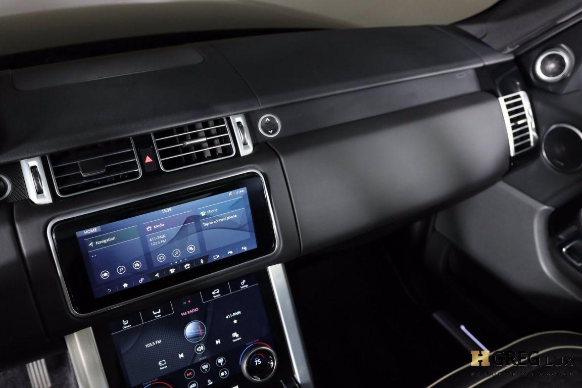 2019 Land Rover Range Rover 5.0L V8 Supercharged #49