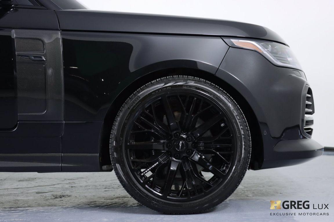 2019 Land Rover Range Rover 5.0L V8 Supercharged #13