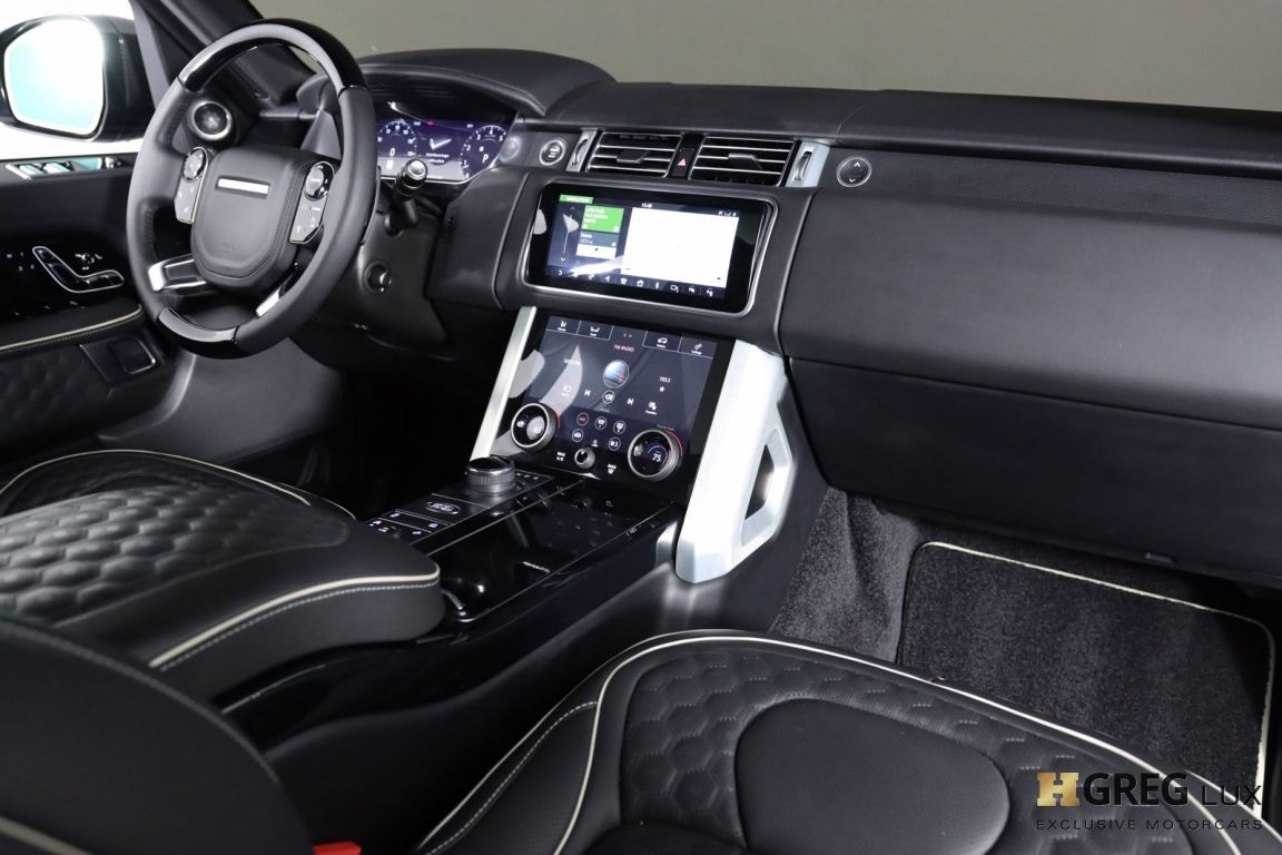 2019 Land Rover Range Rover 5.0L V8 Supercharged #66