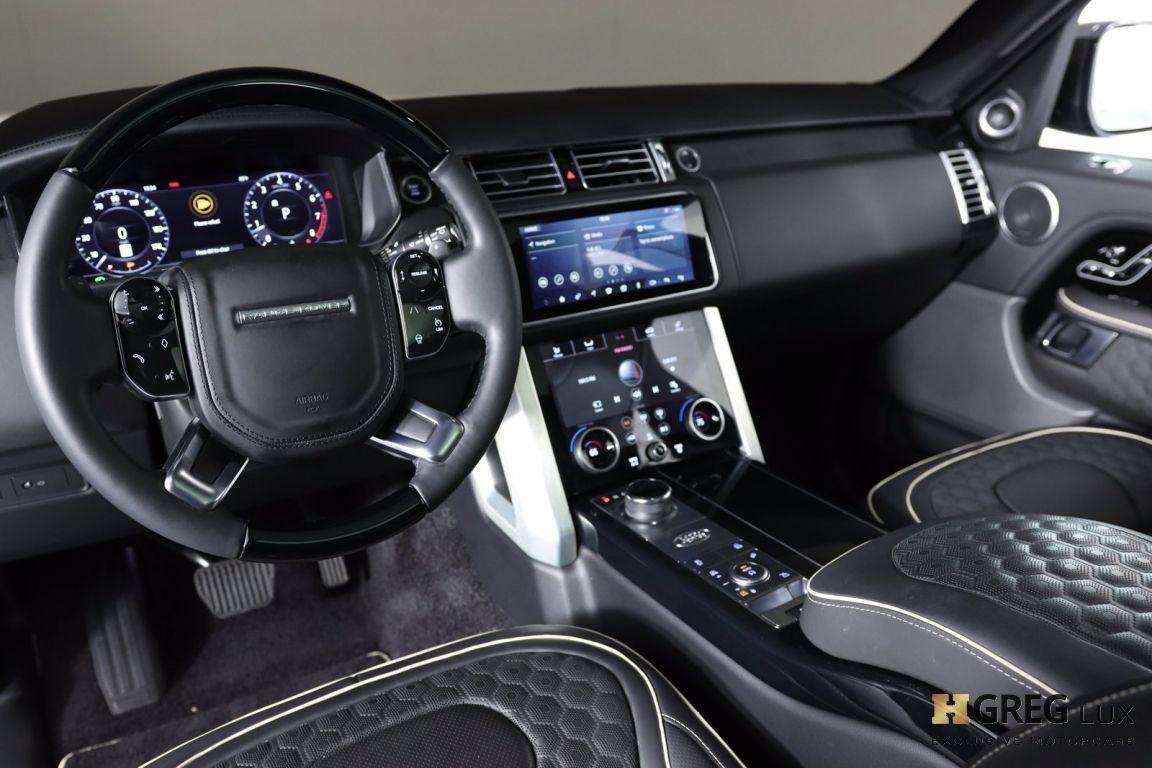 2019 Land Rover Range Rover 5.0L V8 Supercharged #1