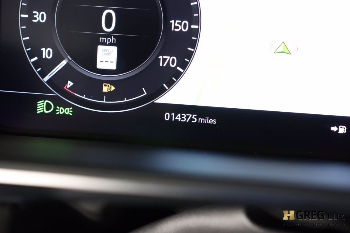 2019 Land Rover Range Rover 5.0L V8 Supercharged #61