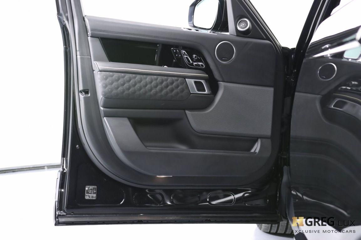 2019 Land Rover Range Rover 5.0L V8 Supercharged #44