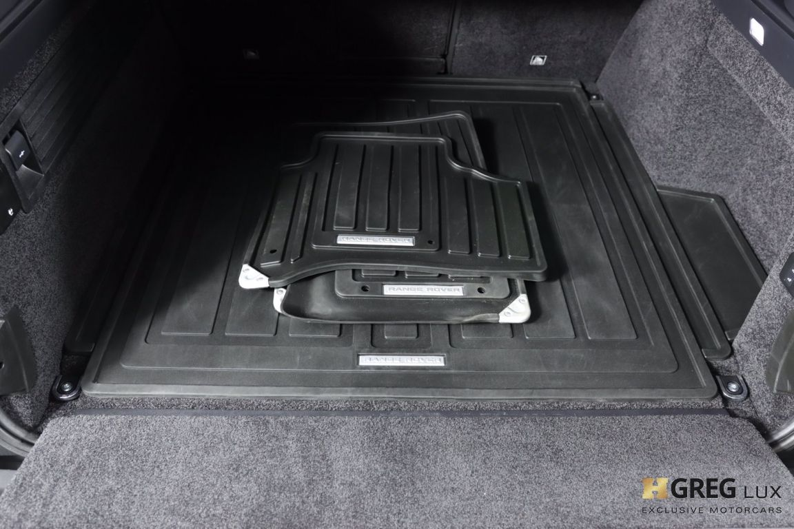 2019 Land Rover Range Rover 5.0L V8 Supercharged #69