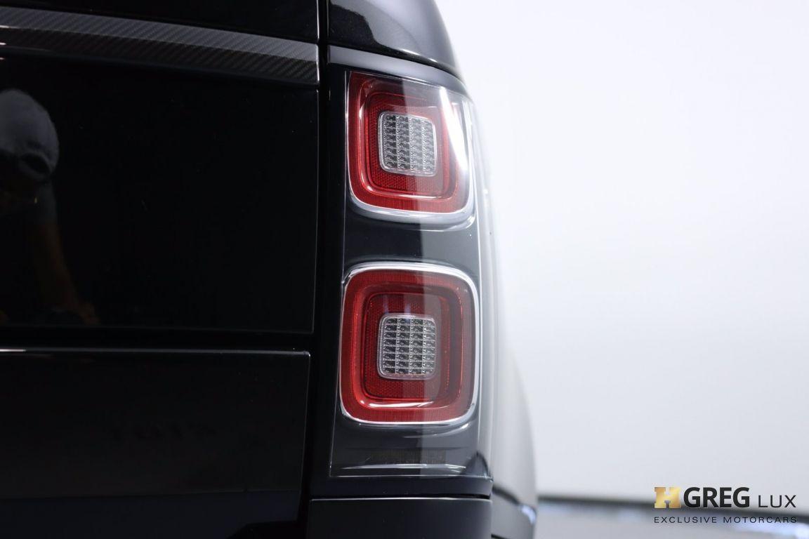 2019 Land Rover Range Rover 5.0L V8 Supercharged #23