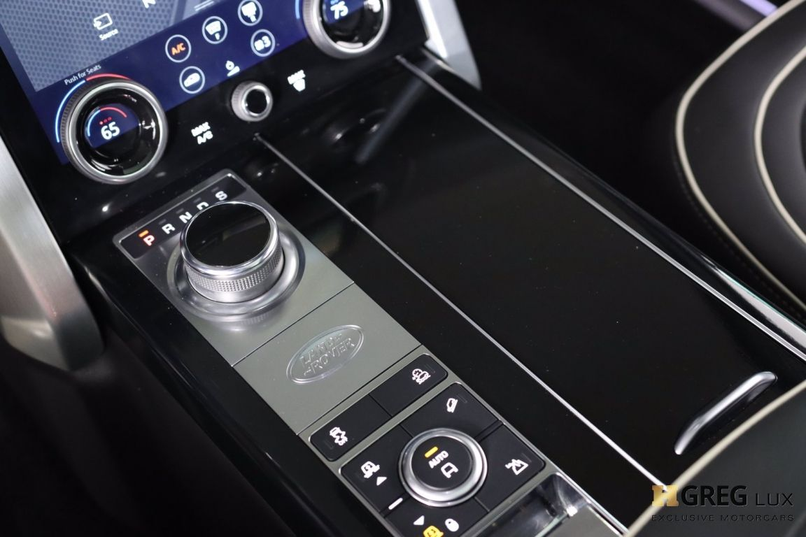2019 Land Rover Range Rover 5.0L V8 Supercharged #52
