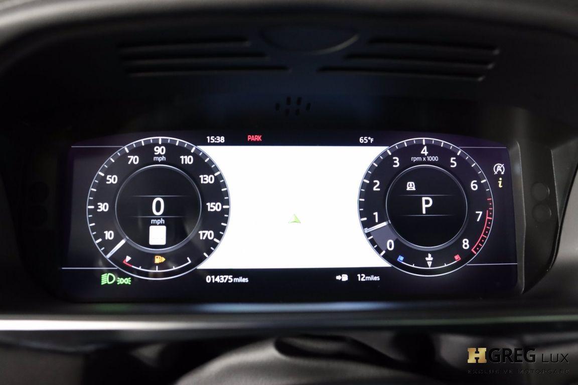 2019 Land Rover Range Rover 5.0L V8 Supercharged #60