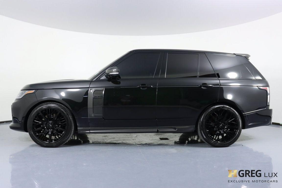 2019 Land Rover Range Rover 5.0L V8 Supercharged #26