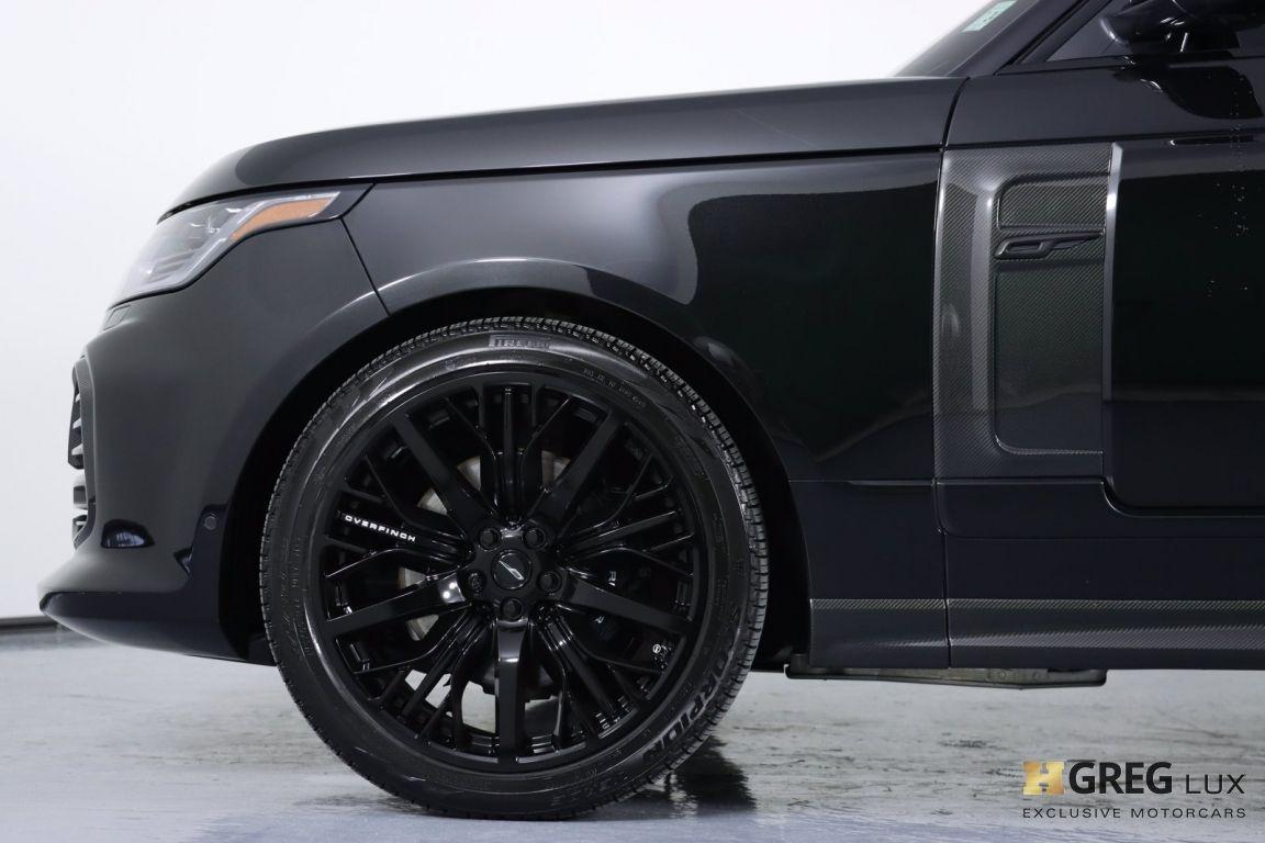 2019 Land Rover Range Rover 5.0L V8 Supercharged #27