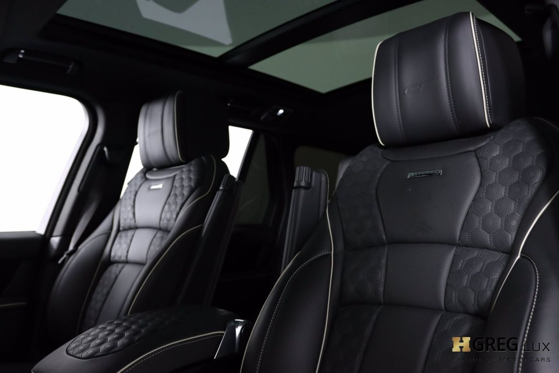 2019 Land Rover Range Rover 5.0L V8 Supercharged #2