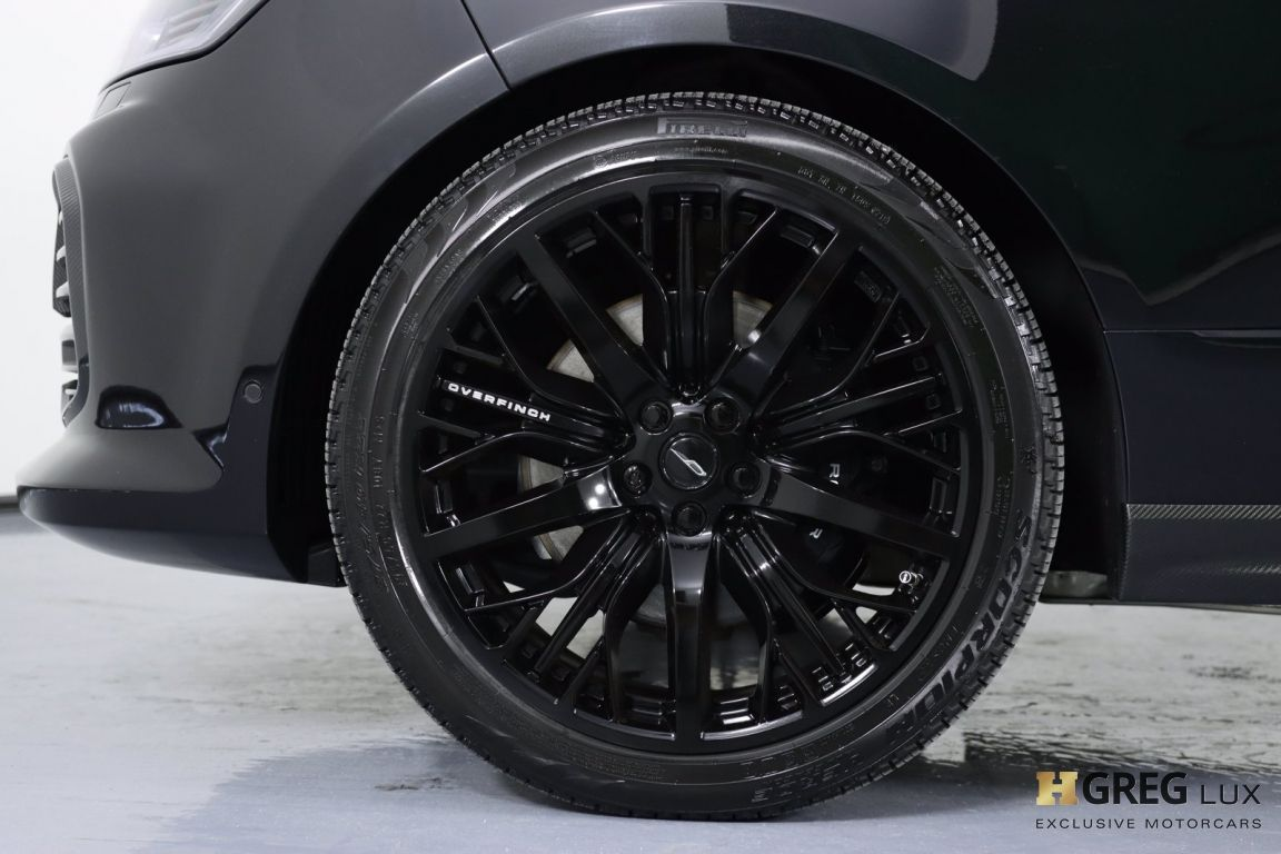 2019 Land Rover Range Rover 5.0L V8 Supercharged #28