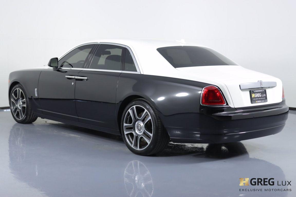 2017 Rolls Royce Ghost  #20