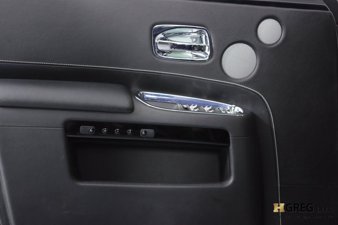 2017 Rolls Royce Ghost  #37