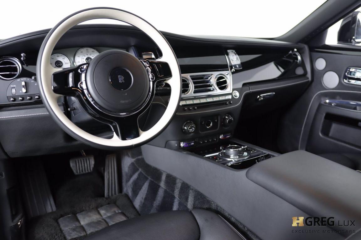 2017 Rolls Royce Ghost  #1
