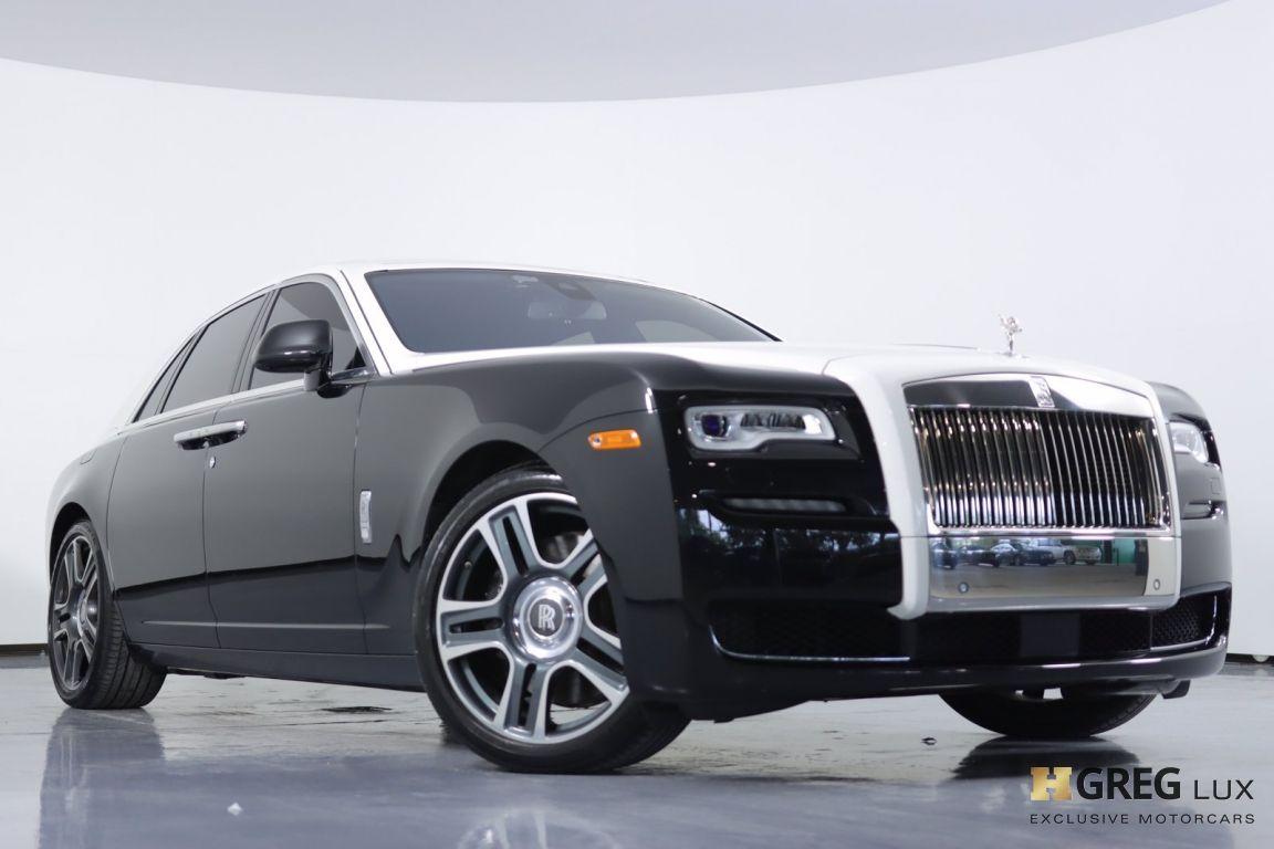 2017 Rolls Royce Ghost  #27