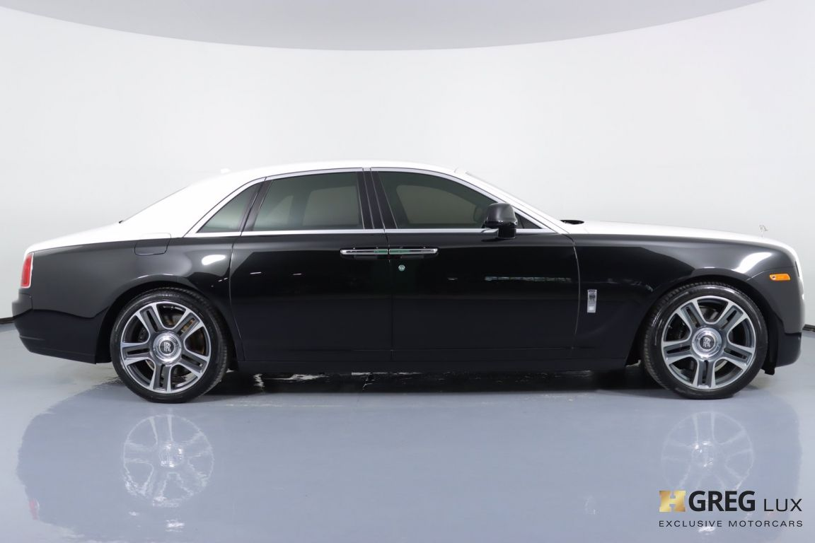 2017 Rolls Royce Ghost  #10