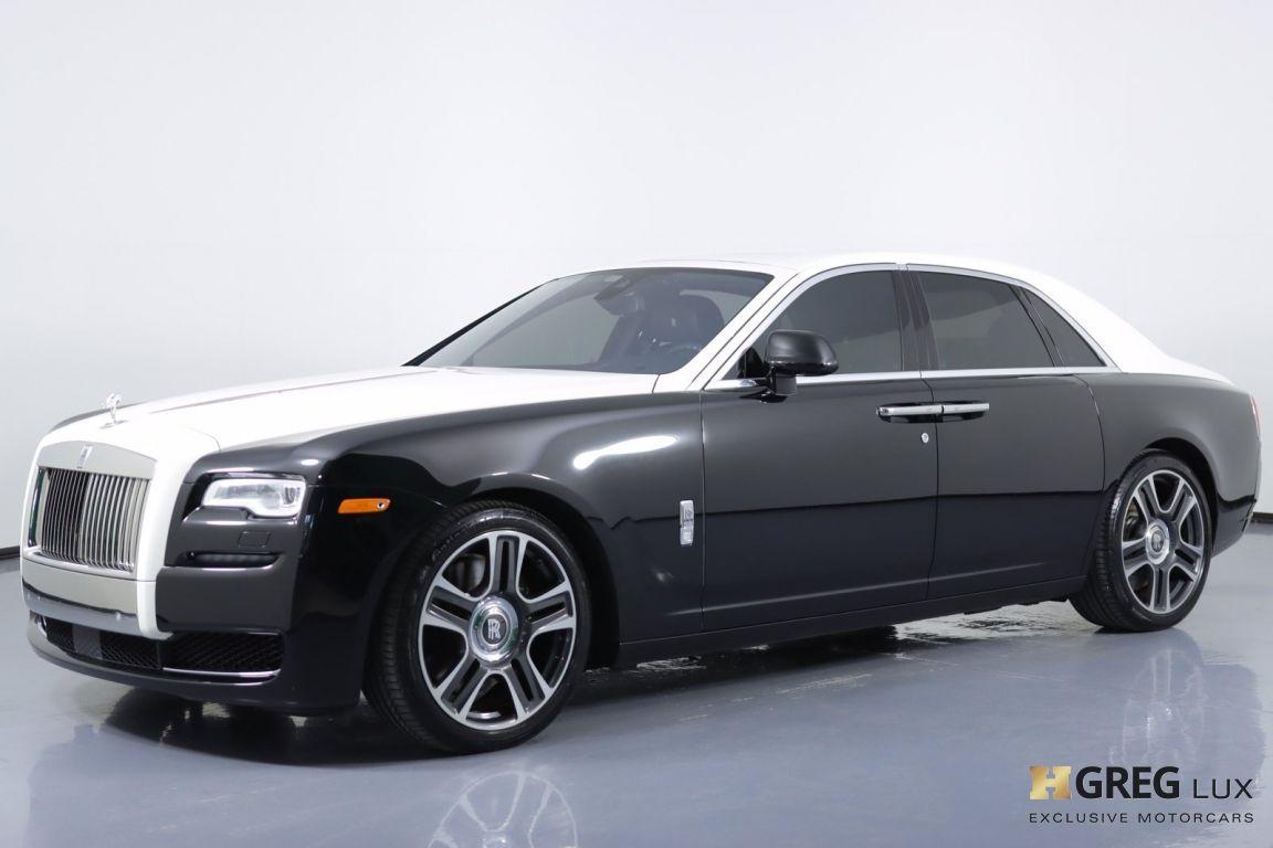 2017 Rolls Royce Ghost  #26