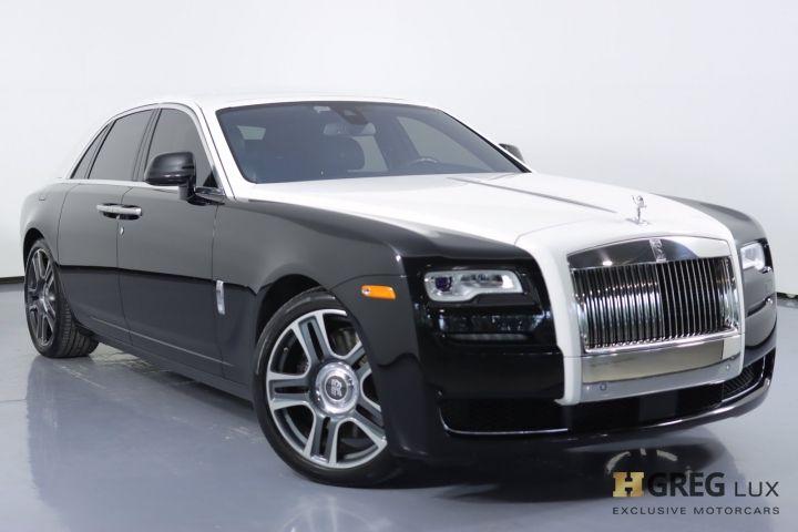2017 Rolls Royce Ghost  #0