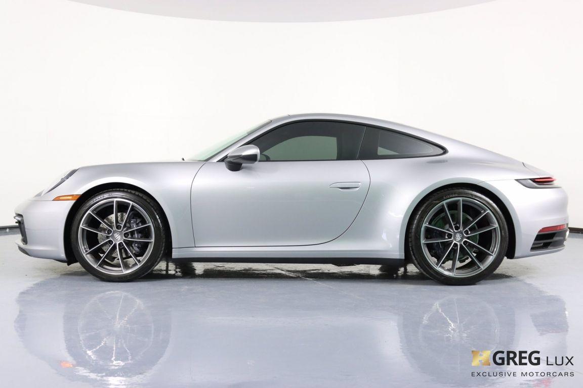 2020 Porsche 911 Carrera #24