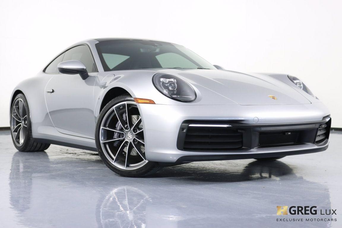 2020 Porsche 911 Carrera #32
