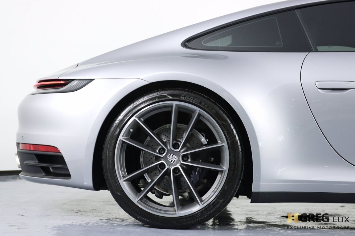 2020 Porsche 911 Carrera #14