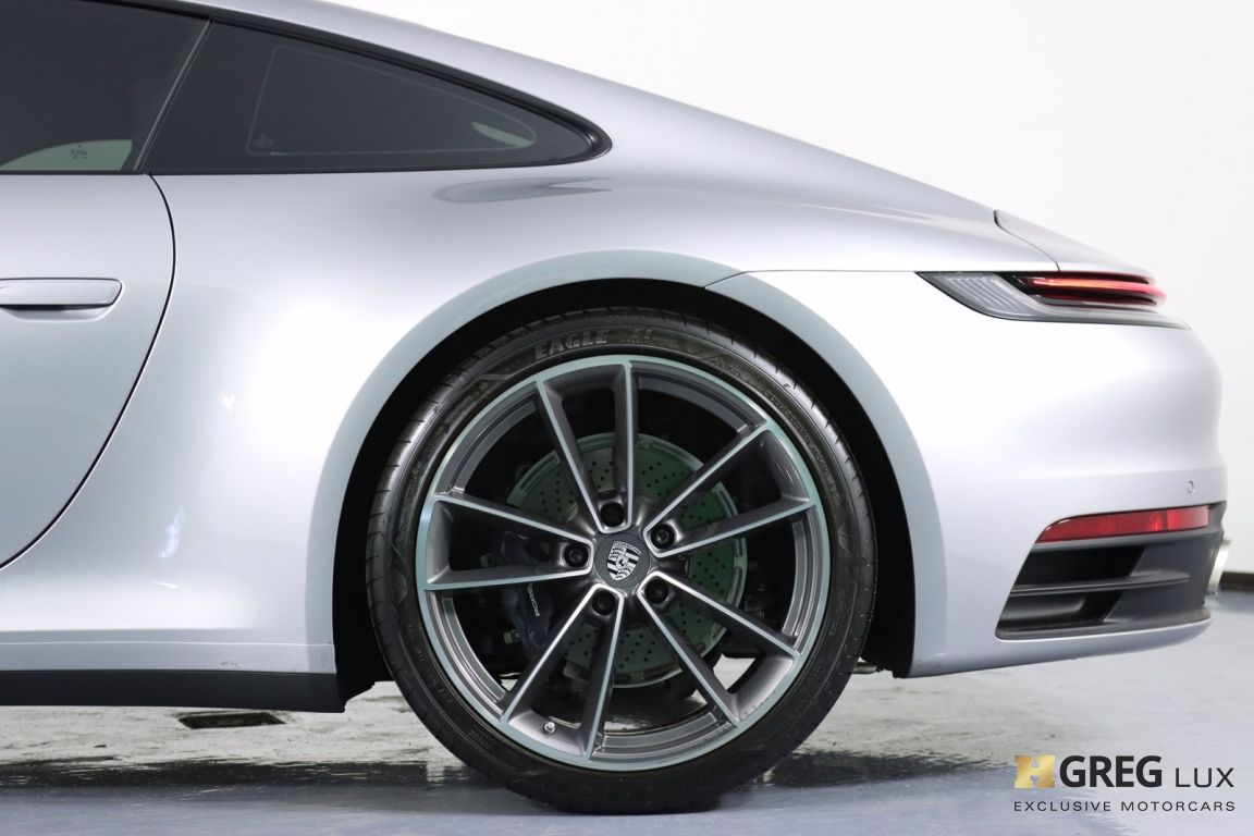 2020 Porsche 911 Carrera #28
