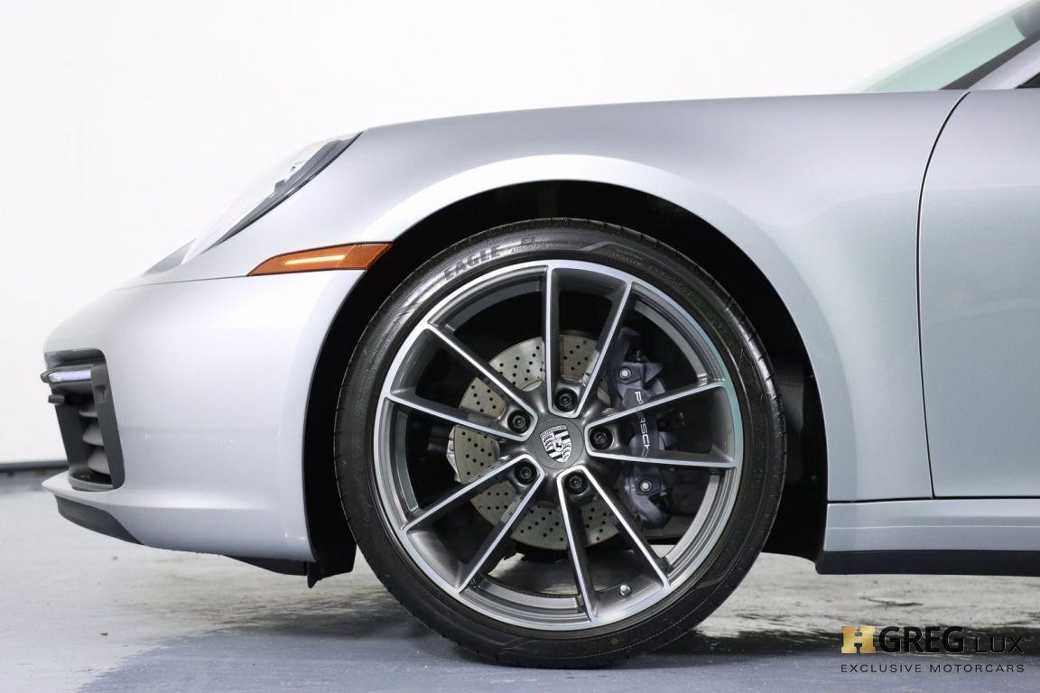 2020 Porsche 911 Carrera #25